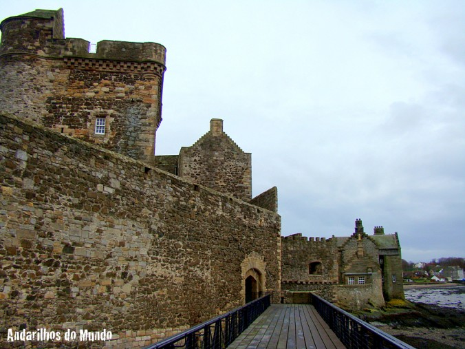 Blackness Castle - Escócia