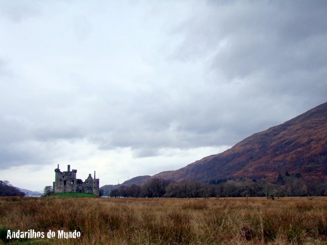 Highlands Escócia Kilchurn Castle