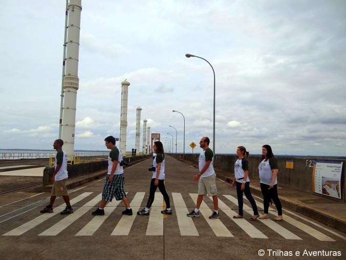 abbey road itaipu mauricio blogturfoz