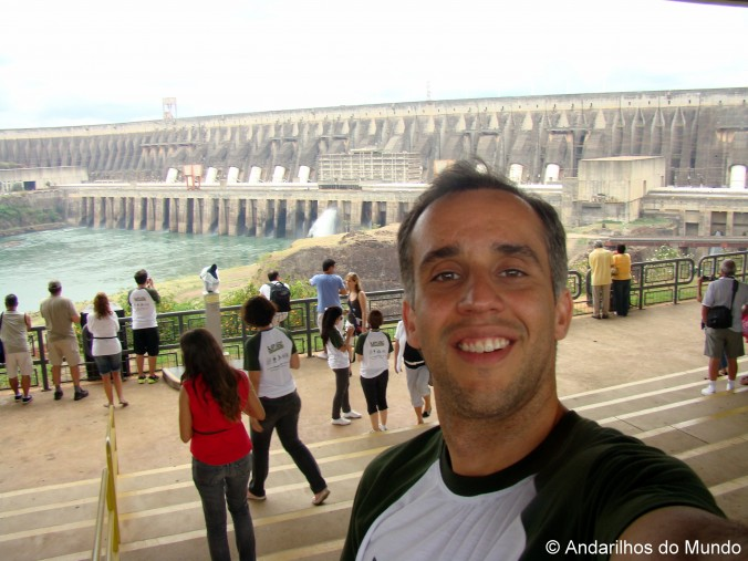 mirante central itaipu blogturfoz