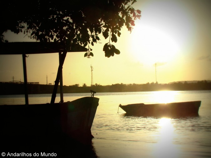 Lagoa do Mundau maceio pôr do sol