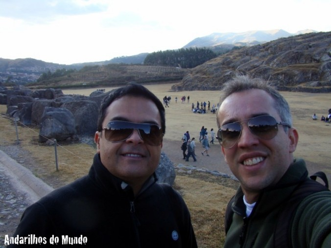 city tour cusco sacsayhuaman andarilhos do mundo