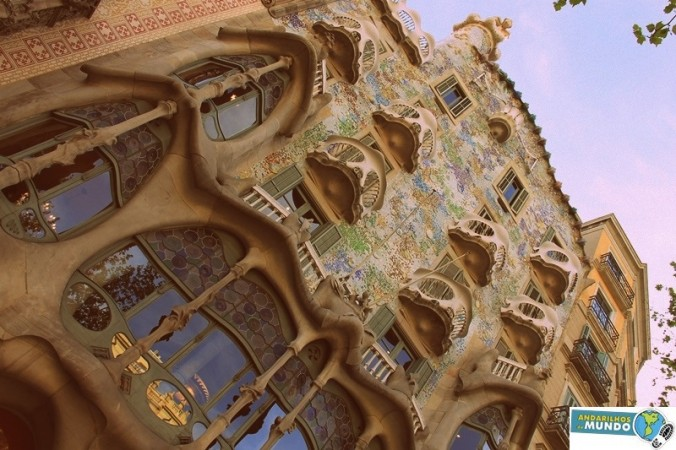 Barcelona - Gaudi