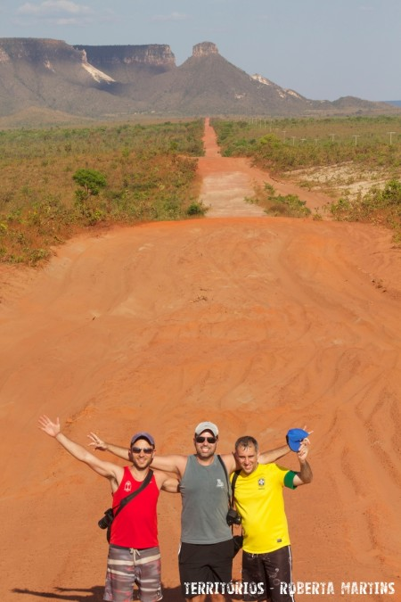 Travel Brothers na Estrada do Cerrado