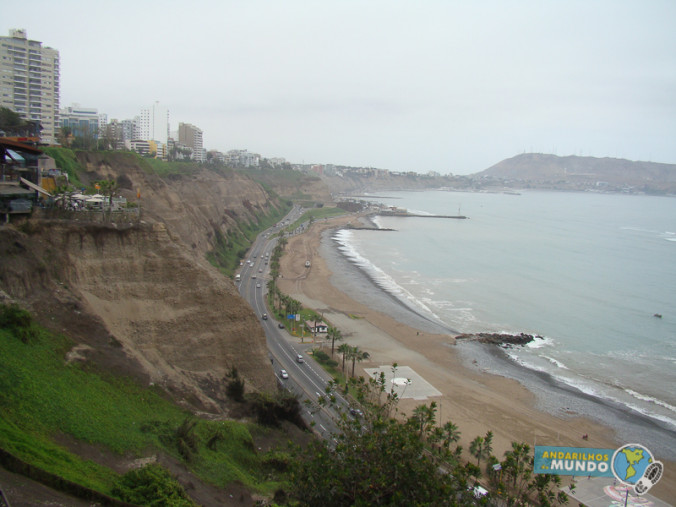 Beira Mar de Lima Barranco