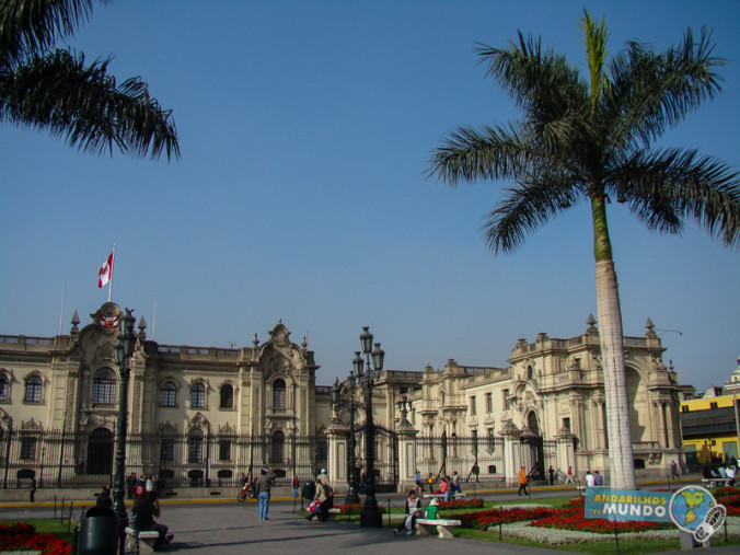 Palacio do Governo do Peru