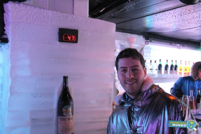 El Calafate Ice Bar