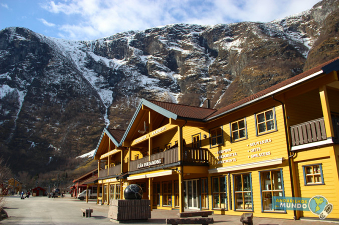 Norway in a Nutshell Centro turistico em flam