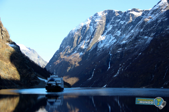 Norway in a Nutshell Naerøyfjorden