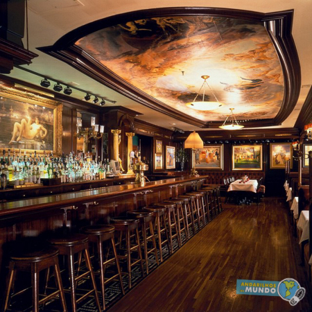Old Ebbitt Grill Washington DC-2
