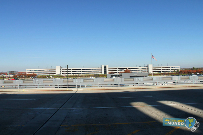 Washington Dulles Airport day trip-2